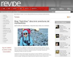 Revide Online - Outubro/2014